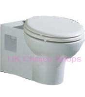 Azzurra Poseidon Wall-Mounted Toilet -