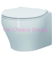 Azzurra Vera 50 Wall-Mounted Toilet - VER100 - SOSK