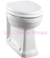 Frontline Edwardian Back To Wall Toilet SPC3431
