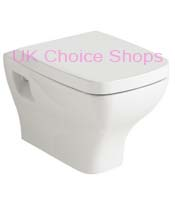 Gala Street Square Wall Hung Toilet - 05172