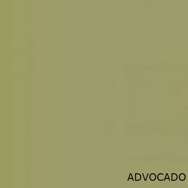 Avocado Colour