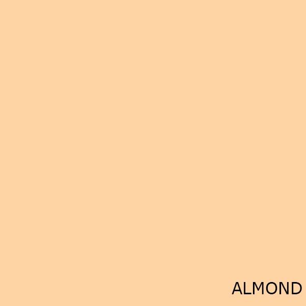 Almond Colour