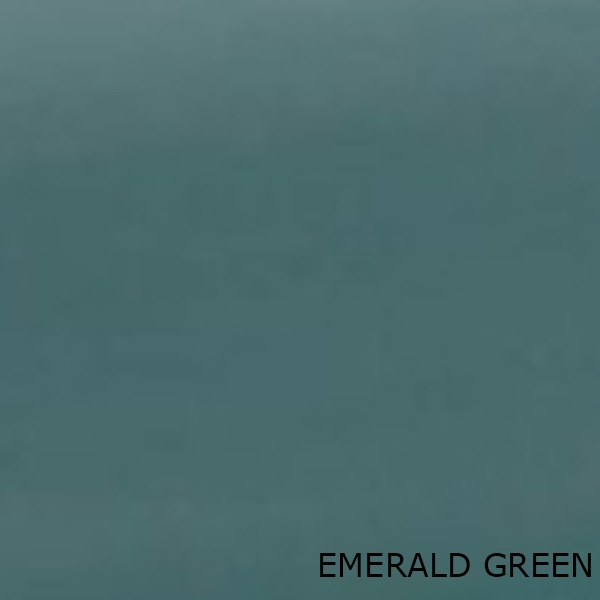 Emerald Green Colour Sample