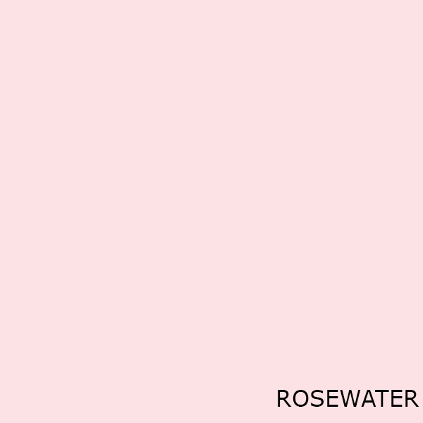 Rosewater Toilet Seats