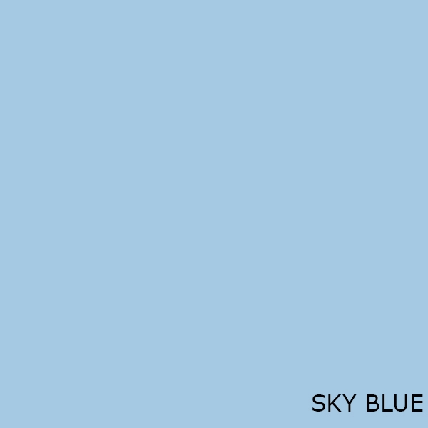 Sky Blue Toilet Seats