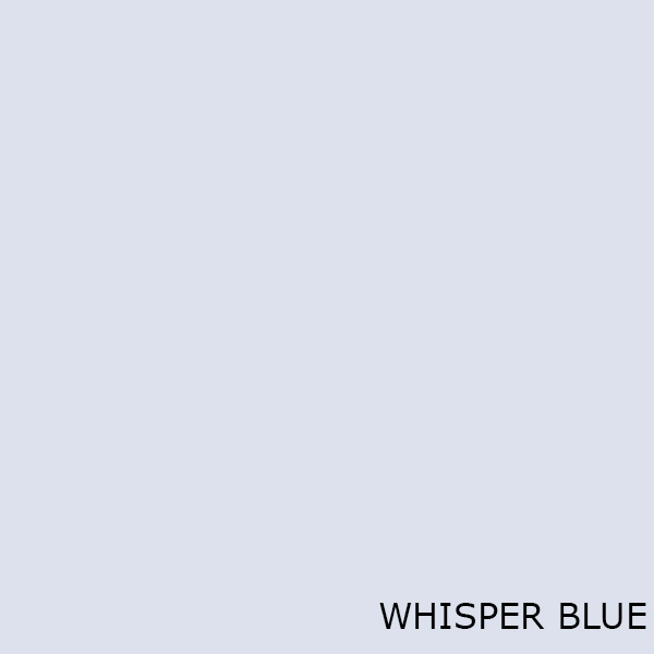 Whisper Blue Toilet Seats