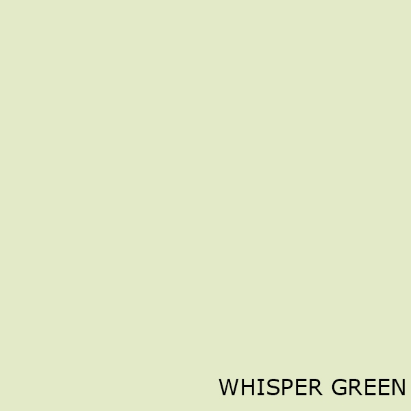 Whisper Green Toilet Seats
