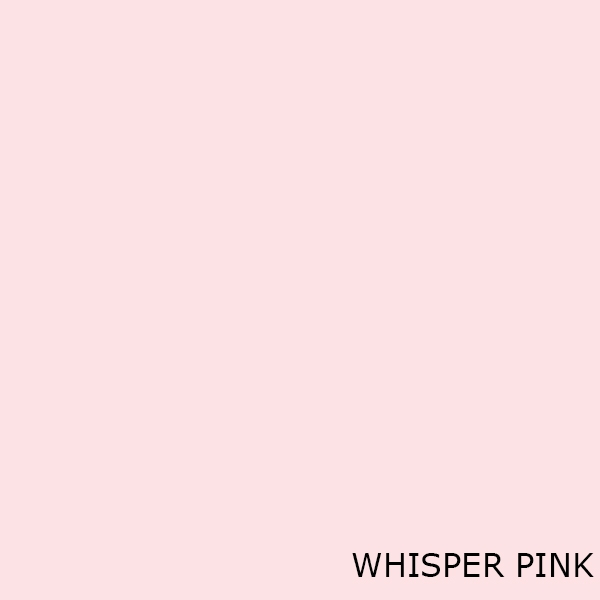 Whisper Pink Toilet Seats
