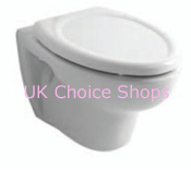 Cesame Fenice Wall-Mounted Toilet - 024235