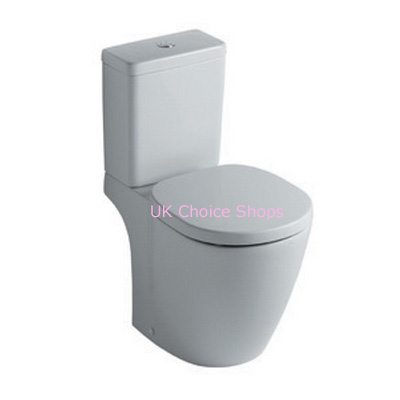 Concept Close-Coupled Toilet E7871/E7859