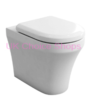 Britton Bathrooms Fine Floor Standing Toilet