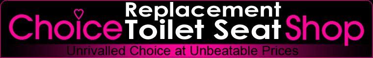 Choice toilet seat logo